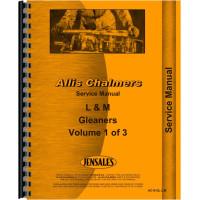 Allis Chalmers M Combine Service Manual