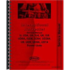 International Harvester UD18A Power Unit Service Manual