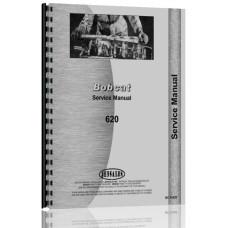 Bobcat 620 Skid Steer Loader Service Manual