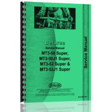Belarus MT3-50J1 Super  Tractor Service Manual
