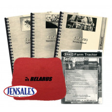 Belarus 400A Deluxe Tractor Manual Kit