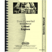 Earthmaster C, D Engine Service Manual