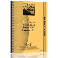 Case Thresher Operators Manual (1911 and Prior) (Thresher)