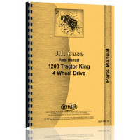Case  1200 Tractor Parts Manual (CA-P-1200 TK)