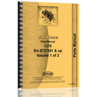 Case 1370 Tractor Parts Manual (SN# 8727601 and Up)