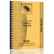 Case 830 Tractor Parts Manual (SN# 0-8253500)