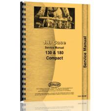 Case 130 Lawn & Garden Tractor Service Manual