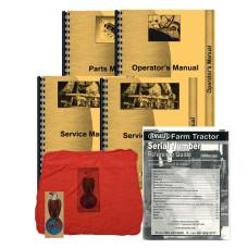 Case 300 Diesel Deluxe Tractor Manual Kit