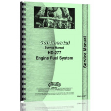 Continental Engines HD-277 Engine Service Manual