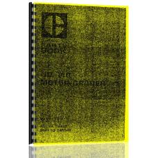 Caterpillar 140 Grader Parts Manual (S/N 11R1-11R690,24R1-24R530)