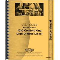 Case 1030 Tractor Service Manual
