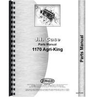Case 1170 Tractor Parts Manual