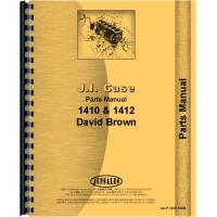Case 1410 Tractor Parts Manual