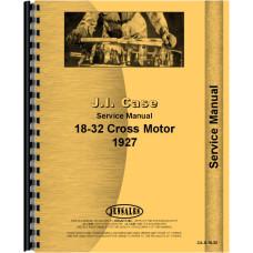 Case 18-32 Tractor Service Manual (1927)