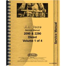 Case 2090 Tractor Service Manual