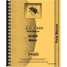 Case 30-60 Tractor Parts Manual