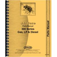 Case 300 Tractor Parts Manual