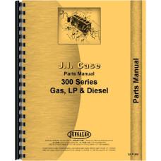 Case 312 Tractor Parts Manual