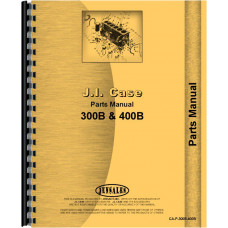 Case 410B Tractor Parts Manual