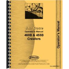 Case 455B Crawler Operators Manual