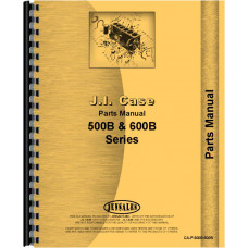 Case 611B Tractor Parts Manual