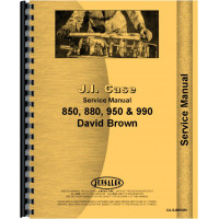 Case 950 Tractor Service Manual