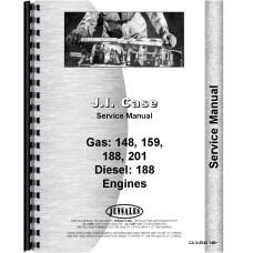 Case G148 Engine Service Manual