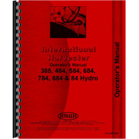 International Harvester 684 Tractor Operators Manual (1977-1984)