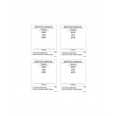Case-IH 4240 Tractor Service Manual (7-69134)