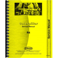 Caterpillar R4 Crawler Service Manual