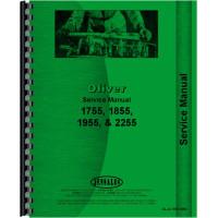 White 1955 Tractor Service Manual