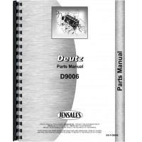 Deutz (Allis) D9006 Tractor Parts Manual (SN# 7923/1 and Up)