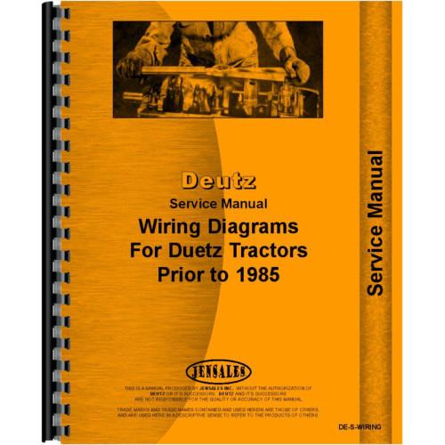 deutz (allis) tractor wiring diagram service manual Deutz Allis 1920 Wiring Diagram Deutz Allis 1920 Wiring Diagram #2 deutz allis 1920 wiring diagram