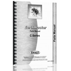 Earthmaster C Tractor Parts Manual