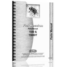 Fiat 1580, 1580DT Tractor Parts Manual (Dsl)
