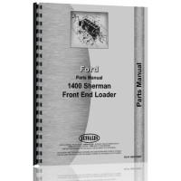 Ford 800 Sherman 1400 Loader Parts Manual