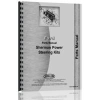 Ford Sherman Power Steering Kits Parts Manual