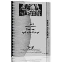 Ford Sherman Hydraulic Pumps Service Manual