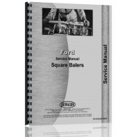 New Holland Square Balers Service Manual