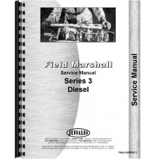 Field Marshall Series 3 Tractor Service Manual