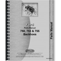 Ford 4500 Backhoe Attachment Parts Manual