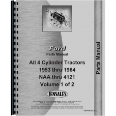 Ford 960 Tractor Parts Manual