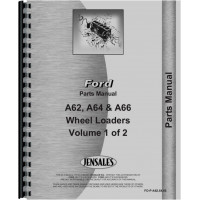 Ford A66 Wheel Loader Parts Manual (Includes 2 Volumes)