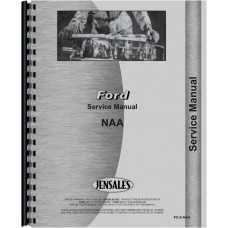 Ford NAA Tractor Service Manual