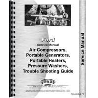 Ford Air Compressor Service Manual