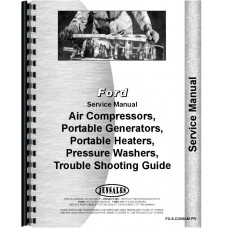 Ford Heaters Service Manual