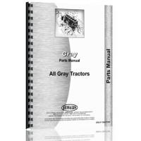 Gray Tractor Parts Manual