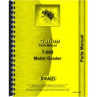 Galion T-600 Grader Parts Manual