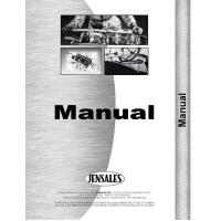 International Harvester Stationary Hammer Mills Parts Manual (#1)