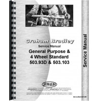 Graham Bradley Tractor Service Manual